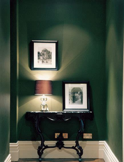 dark green walls the color green is an ideal wall color matt and shari
