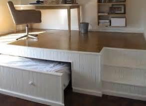 Best Hideaway Guest Bed Hideaway Bed How To Build A Bed 9 Diy Designs Bob Vila