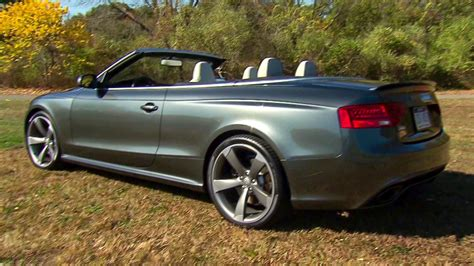 Audi Rs5 Finance by Audi Rs5 Cabriolet A Convertible With Room For 4