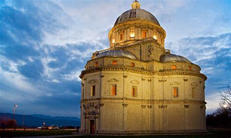 chiesa della consolazione todi todi il tempio con lo zino bramante