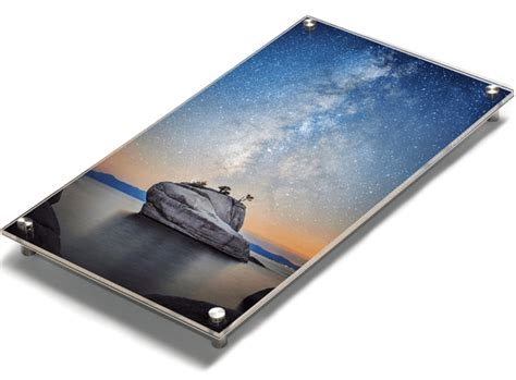 Foto Acryl by Acrylic Metalprints Photographs Printed On Aluminum