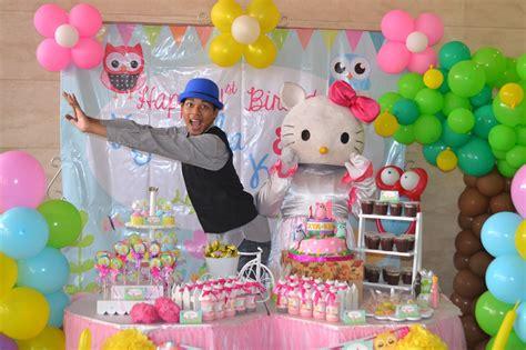 cara membuat dekorasi balon ulang tahun sendiri bahagianya ulang tahun di bintaro entertainment center