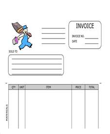 Painting Invoice Template by Painter Invoice Template Pin Painter Invoice Template