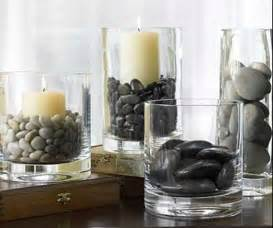 Home Stones Decoration Deco Creative Craft Ideas Home Decorations With Pebbles