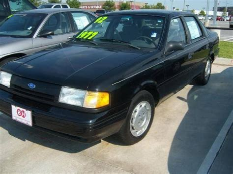 92 ford tempo gl 1992 ford tempo used cars mitula cars
