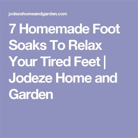 Https Wellnessmama 25539 Diy Detox Foot Soak by 17 Best Ideas About Foot Soaks On