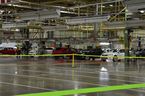 Toyota Plant Georgetown Ky A Company On Skilled Workers Creates Its Own College
