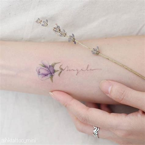 30 subtle and delicate pastel tattoos by mini lau tattoobloq
