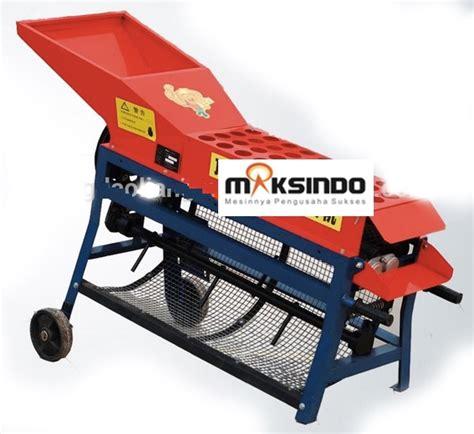Baru Alat Pengupas Pemotong Jagung mesin pengupas kulit jagung klobot harga murah toko mesin maksindo