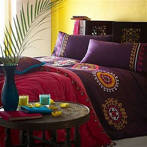 bohemian chic bedding bohemian style bedroom ideas