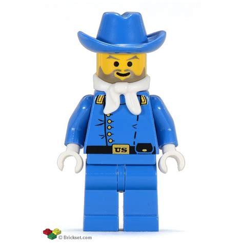 Lego Blue Bandana Lego Aksesoris lego cavalry lieutenant with bandana minifigure brick owl lego marketplace