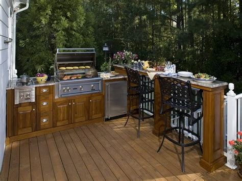 outdoor kitchens appliances 31 amazing outdoor kitchen ideas planted well
