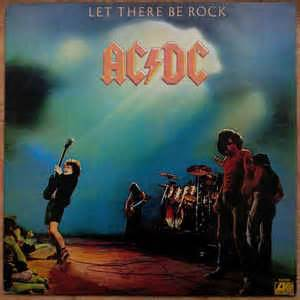 Acdc Let There Be Rock ac dc let there be rock vinyl lp album at discogs