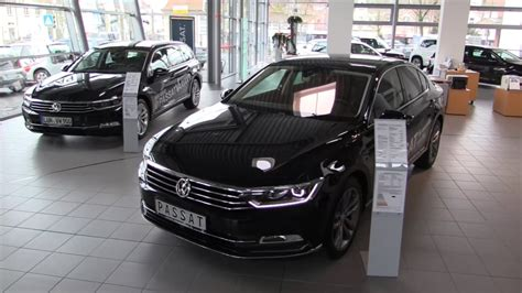 volkswagen passat 2017 black volkswagen passat 2017 in depth review interior exterior