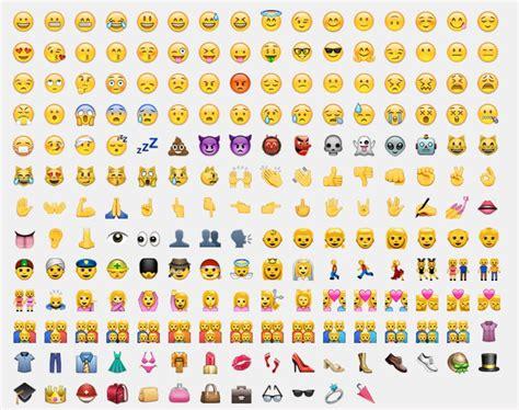 apple emojis on android hier siehst du auf einen blick alle aktuellen smiley emojis die sich 252 ber whatsapp web nutzen