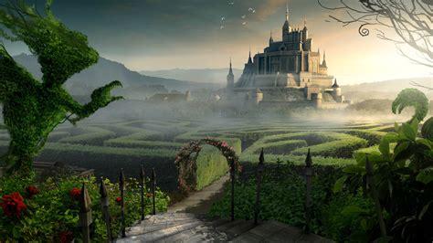 fantasy houses fantasy house hdwallpaperfx