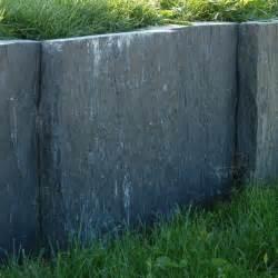palis droite ardoise noir h 50 x l 100 cm leroy merlin