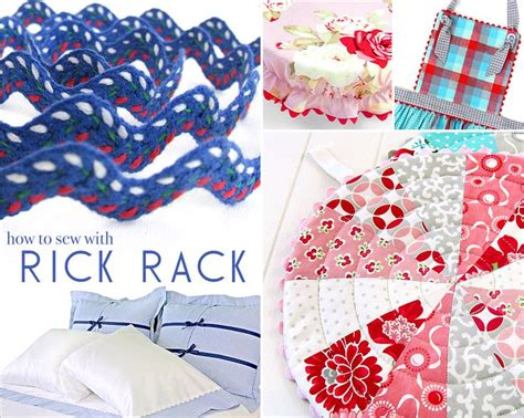 How To Sew Rick Rack Into A Seam by 182 Best Images About Sewing On Iris Folding