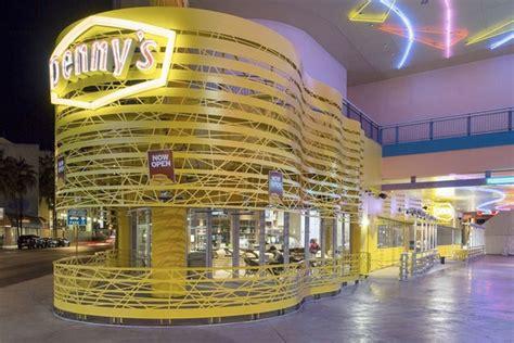 dennys flagship diner   future  las vegas