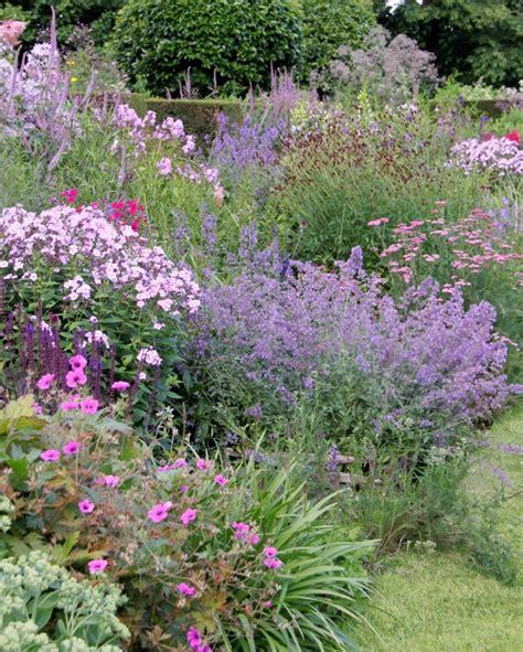 perennial border country garden uk