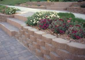 garden retaining blocks miscellaneous retaining wall blocks landscape dirt