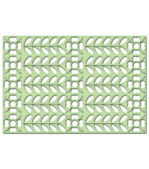 demand pattern in french spellbinders shapeabilities expandable pattern dies french