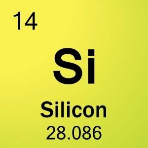 Silicon Number Of Protons by What Is The Number Of Neutrons Protons And Electrons In