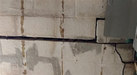 bowed basement walls and waterproofing forever foundation