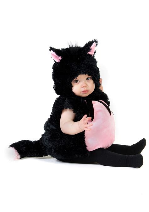 cat costume plump baby costume