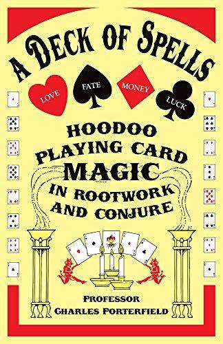 deck of wizard spells card template a deck of spells hoodoo card magic in rootwork