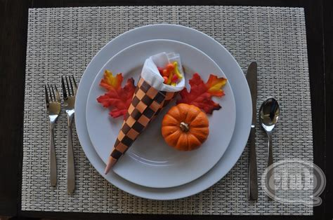 thanksgiving table crafts for cornucopia thanksgiving table setting craft diy
