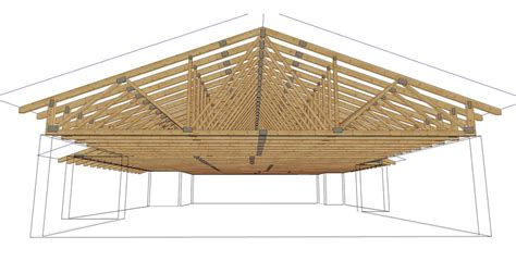 Prefabricated Roof Trusses by Prefabricated Roof Trusses