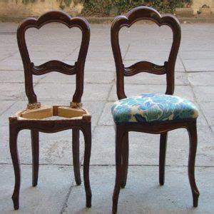 come restaurare una sedia sedie org