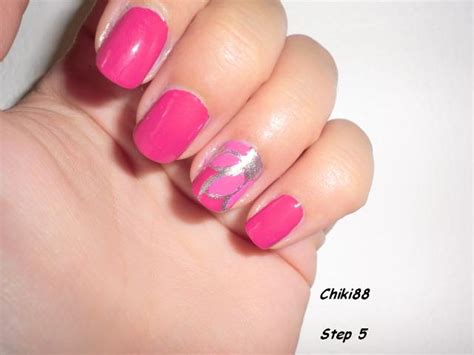 tutorial nail art pita tutorial nail art pink