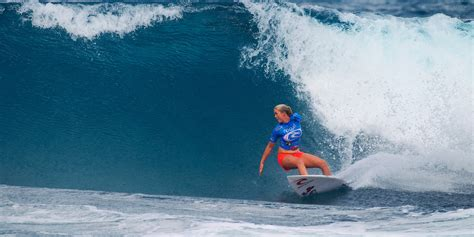 Surf The by How Pro Surfer Bethany Hamilton Relearned Sport
