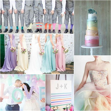 best 25 pastel wedding colors ideas on pinterest spring