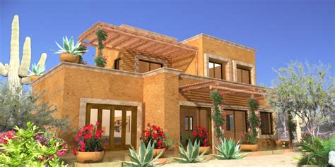House Plans With Detached Guest House Homes In La Paz Mexico Real Estate Company