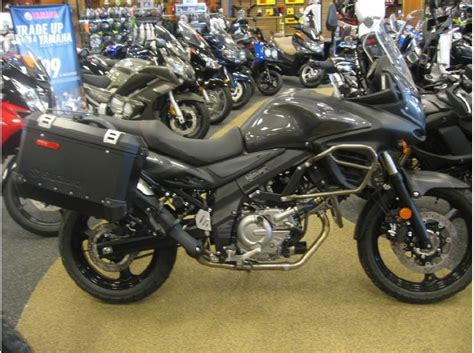 Suzuki Adventure Touring 2013 Suzuki V Strom 650 Abs Adventure Touring For Sale On