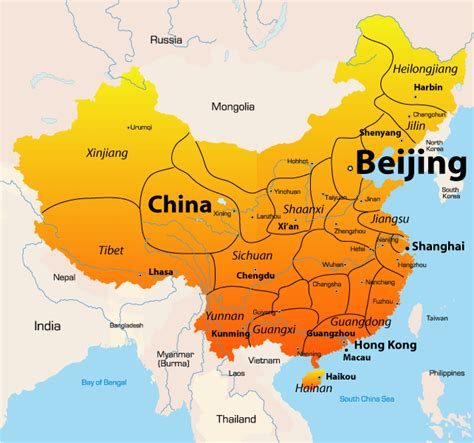 beijing on a world map beijing map showing attractions accommodation