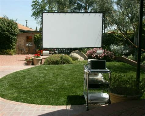90 best images about backyard theater ideas on