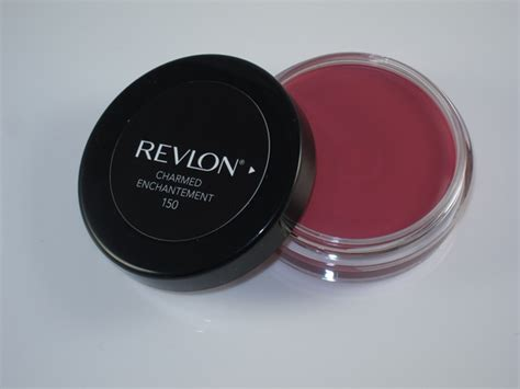 Revlon Blush revlon charmed blush review swatches and
