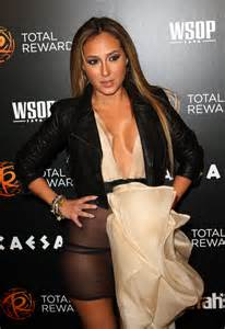 warning contains adrienne bailon has a
