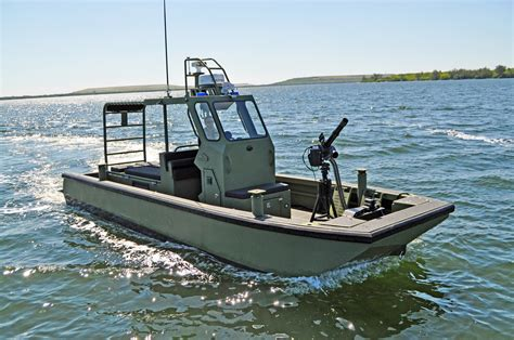 metal shark boats franklin 24 riverine image gallery metal shark