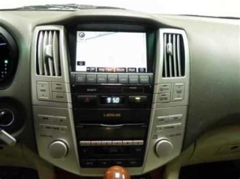 old car repair manuals 2009 lexus rx navigation system 2009 lexus rx 350 problems online manuals and repair information