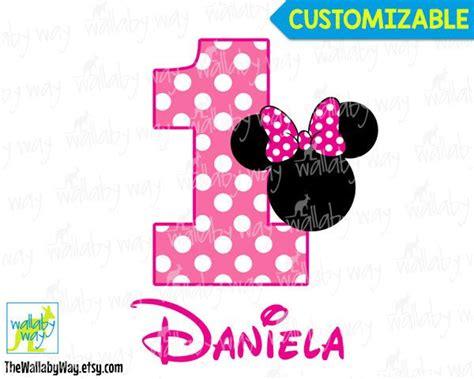 printable iron on minnie mouse minnie mouse birthday pink printable iron on transfer or