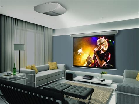 Home Projector Setup Uk