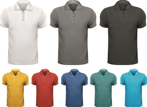 Kaos White Arrow t shirt creative design vector set 02 free