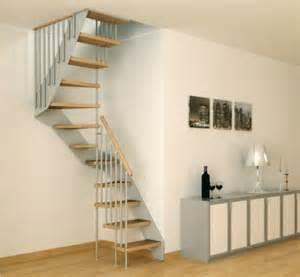 kleine treppe platzsparende treppen 32 innovative ideen