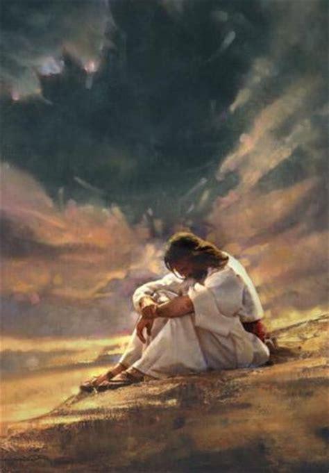imagenes de jesus orando en el desierto estudio biblia mateo 4 1 11 tentaci 243 n de jes 250 s