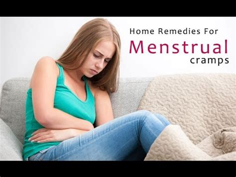 instant relief from periods home remedies for